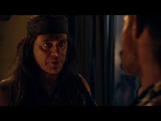 Спартак: Война Проклятых (3 Сезон 3 Серия) Люди чести - LostFilm HD